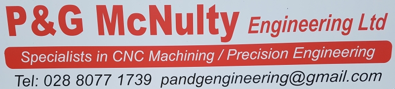 P&G McNulty Precision Engineering