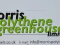 Morris Polythene Greenhouses