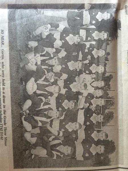 16. Minor Finalists 1997