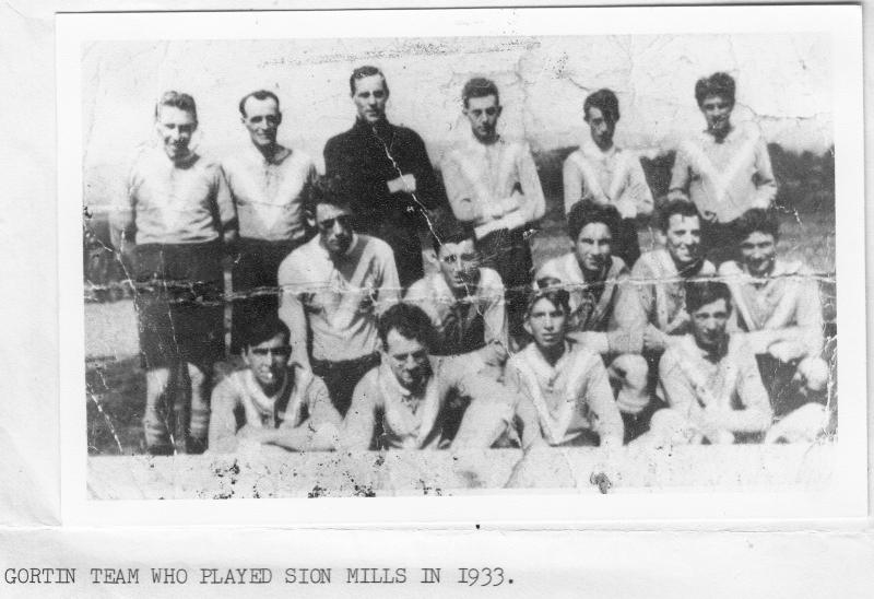 23. Gortin Senior Team 1933