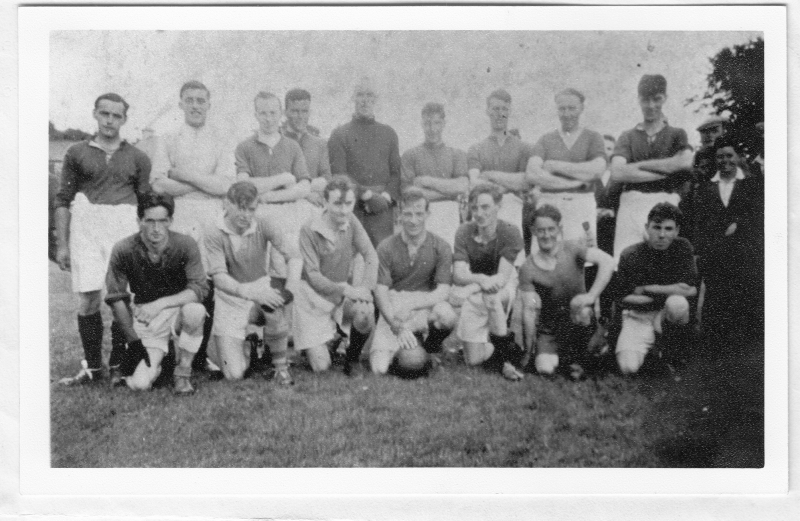25. Gortin Senior Team 1940s