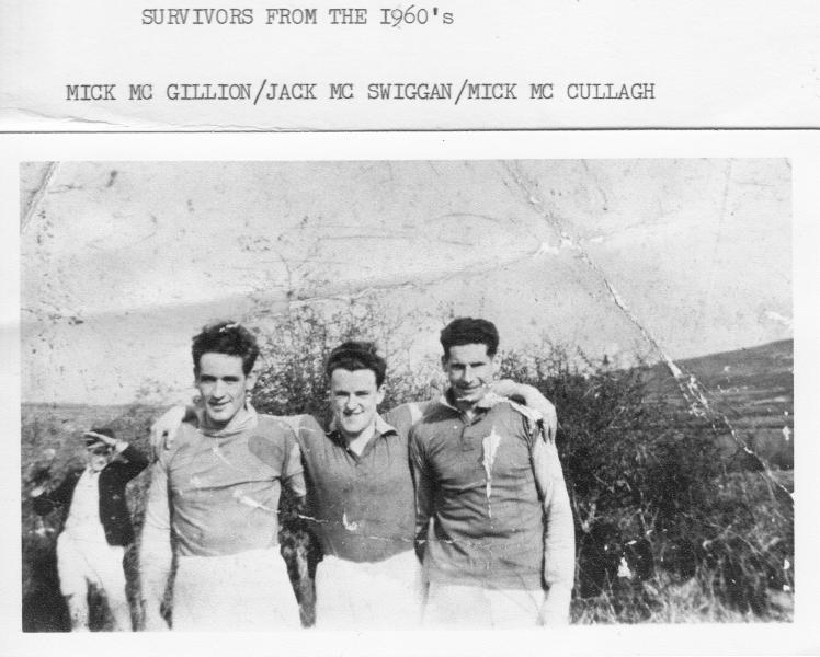 26. Gortin 1960's Survivors