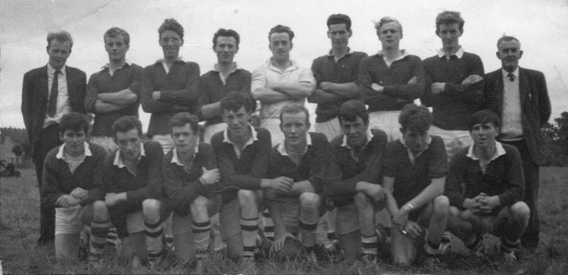 27. Gortin Senior Team 1960s