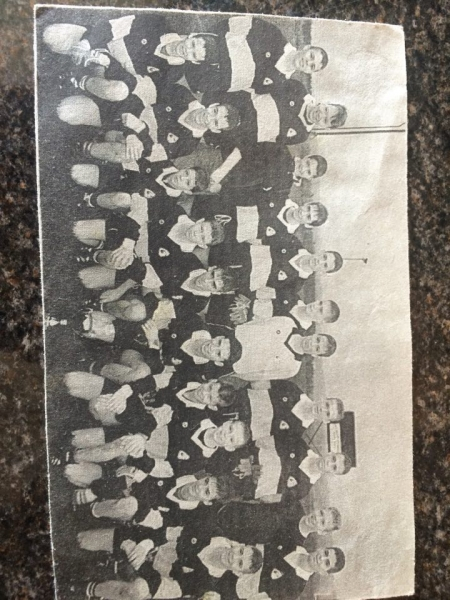 15. U16 Double Champions 1995