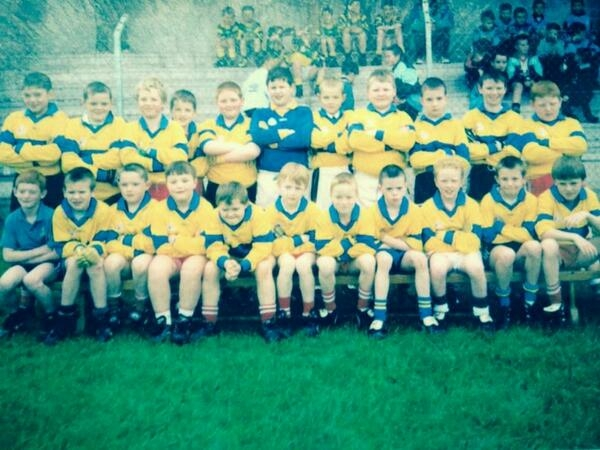 9. U10 Team 1998
