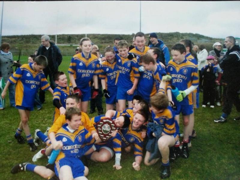 U13 Grade 4 Champions 2008