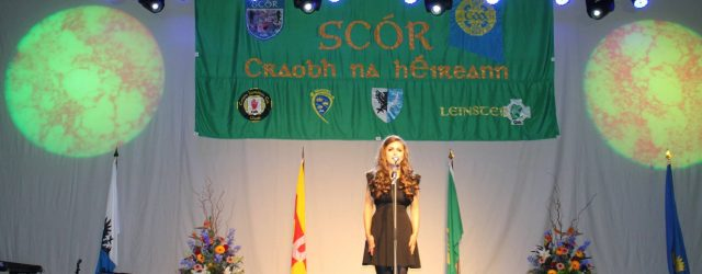 A huge congratulations to Dearbhla Scallon 2018 All-Ireland Scór Sinsir Champion in Amhránaíocht Aonair (Solo Singing) ! We are so proud to have someone so talented in our community and part […]