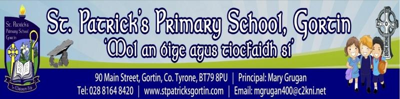 St. Patrick's Gortin Primary School